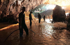 'Primal fears come out': The conditions inside the Thai cave and how the rescuers are getting the boys out