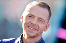 Simon Pegg has opened up about his battle with alcoholism and depression