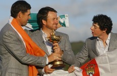 The Irish in America: Different strokes for Rory, Pádraig, Darren and Graeme