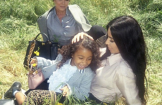 North West is set to star in her first fashion campaign with mum Kim Kardashian and Grandma Kris