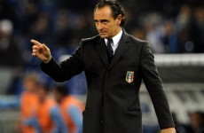 Balotelli may yet face Ireland in Poland, says Prandelli