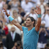 Nadal ends 7-year wait to return to Wimbledon quarter-finals