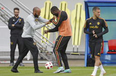Thierry Henry's World Cup experience the 'missing piece' for Belgium