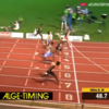 Watch: Thomas Barr storms from second-last to win 400m hurdles in season's best time