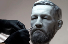 Conor McGregor is getting a 16-stone sculpture of himself for his 30th birthday