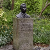Lock of Michael Collins' hair to be auctioned