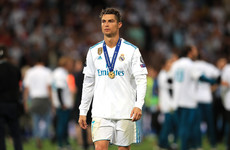 Cristiano Ronaldo in talks with Juventus coach - reports