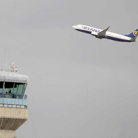 Ryanair to cancel 30 flights this Thursday due to pilot strike