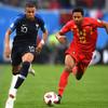 As it happened: France vs Belgium, World Cup semi-final
