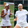 Ostapenko becomes first Latvian woman to reach Wimbledon semis while Kerber also into final four
