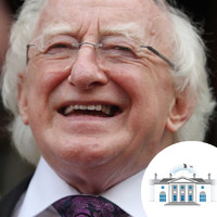 Michael D makes first pitch to Irish public for second term as president
