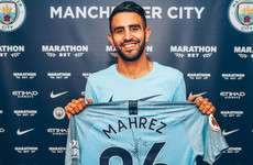 Man City complete Mahrez scoop as Leicester star joins Premier League champions