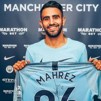 Man City complete Mahrez scoop as Leicester star joins Premier League champions
