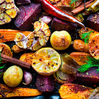 What to do with… leftover roasted vegetables