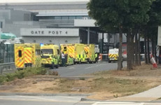 Ambulances called to Dublin Airport after Aer Lingus crew became ill on flight