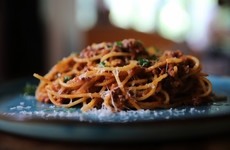 6 of the best... twists on the classic spaghetti bolognese