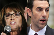 'Ya' got me, Sacha': Sarah Palin rages after being fooled for Baron Cohen's new TV show