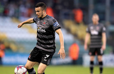 Key Dundalk winger an injury doubt for Europa League qualifier
