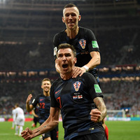 Croatia break England hearts with extra-time goal to book World Cup final spot