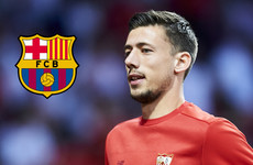 Sevilla centre-back set to complete €35 million Barcelona move