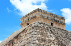 Mexico earthquake unearths a temple dedicated to an ancient rain god