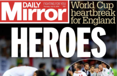 Heroes, waistcoats and Lions: What did the English papers make of last night's loss?