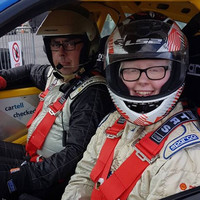 'Rallying is her passion': Teen to become one of Ireland's first visually impaired rally navigators