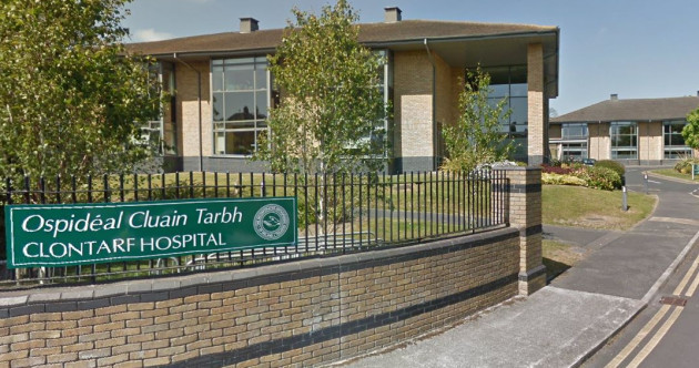 Clontarf Hospital lost 26% of its staff in just two years