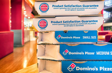 The biggest Domino's operator in Ireland sold nearly €50m worth of pizzas last year