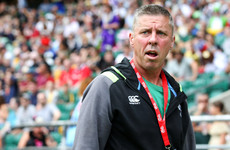 Eddy 'surprised' IRFU's decision to turn down Australia tour invite 'became an issue'