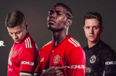 Man United announce their first shirt sleeve sponsorship deal
