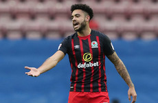 Ireland defender commits future to Blackburn ahead of Championship return