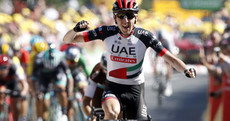 Dan's the man! Martin claims stunning Tour de France stage victory