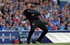 Steven Gerrard kicks off Rangers reign with Europa League win
