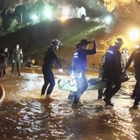 'I'm very happy the boys are safe': Irish based diver who helped Thai cave rescue speaks about ordeal