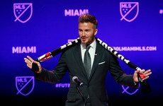 Beckham vows to bring MLS to Miami 'no matter what' as plans for new stadium face opposition