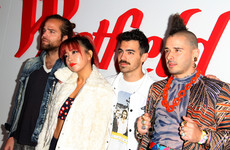 So, the bassist of DNCE shouted 'Up the RA' from the stage in Marlay Park last night