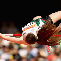 Remember the name! Teenager Sommer Lecky through to World high jump final