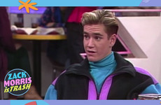 Here's why you need to start watching the Youtube series 'Zack Morris is Trash'