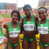 Watch: Ireland's 4x100m relay team win heat to power into World Championship final