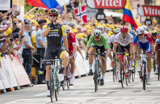 Groenewegen's show of power silences Tour de France critics, Dan Martin 1 minute 30 off the lead