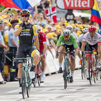 Groenewegen's show of power silences Tour de France critics, Dan Martin 1 minute 30 off the lead