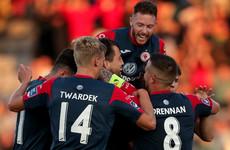 Sligo recover from Bray setback to beat 10-man Bohs convincingly