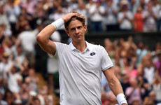 Anderson demands rule change after winning longest semi-final in Wimbledon history