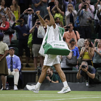 Djokovic leads Nadal as Wimbledon semi-final halted for the night