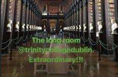 Julia Louis-Dreyfus' enthusiasm during her Irish trip is such a joy