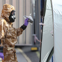 'Painstaking and vital work' - Police investigating link between Novichok death and Skripal poisoning