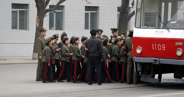 In pictures: Daily life in North Korea
