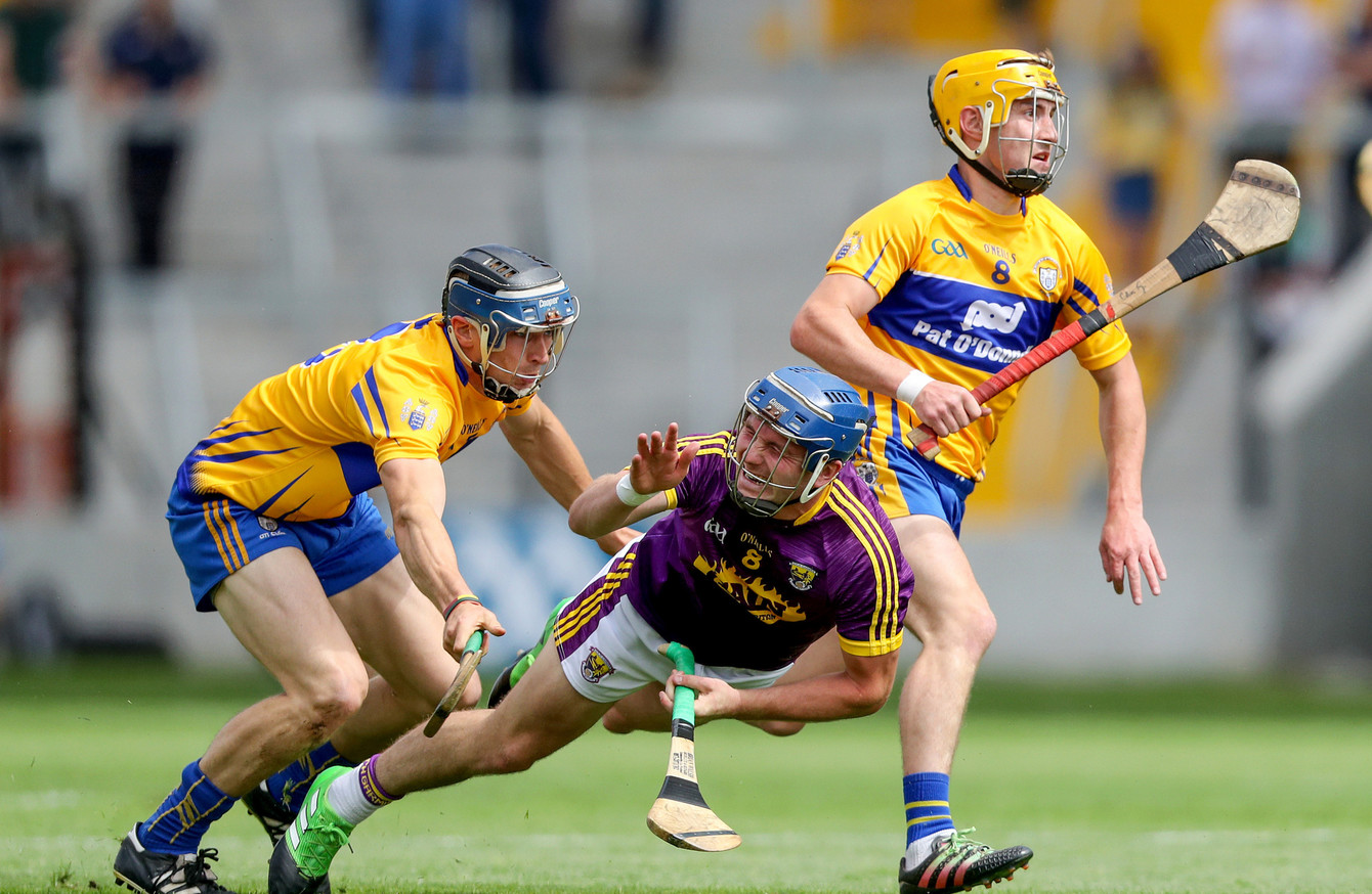 Clare Seal First Return To Croke Park Since 2013 With Impressive Win Antivirus Avast Premier 3 Pc Tahun Tony Kelly John Conlon And Shane Odonnell Were On Form For The Banner