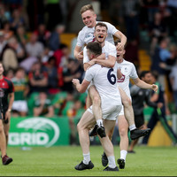 Hyland bags 1-8 to send Kildare past Kerry into first ever All-Ireland U20 football final